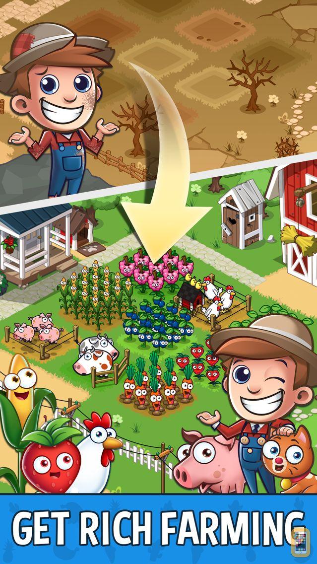 Screenshot - Idle Farming Empire