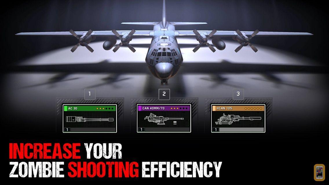 Screenshot - Zombie Gunship Survival