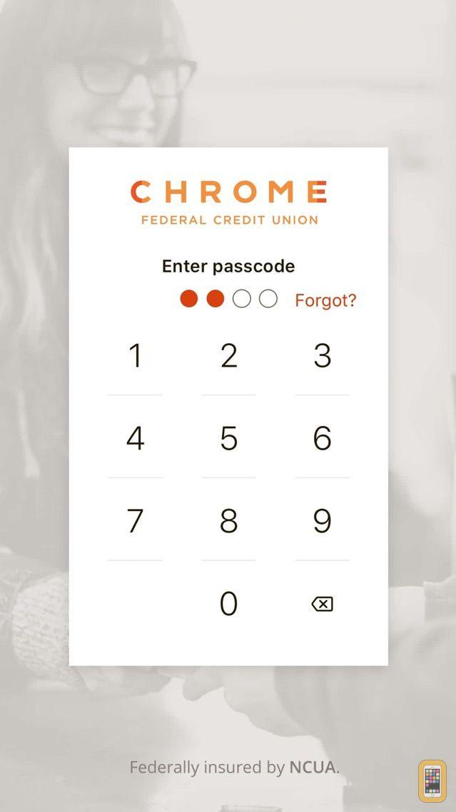 Screenshot - CHROME Federal Credit Union