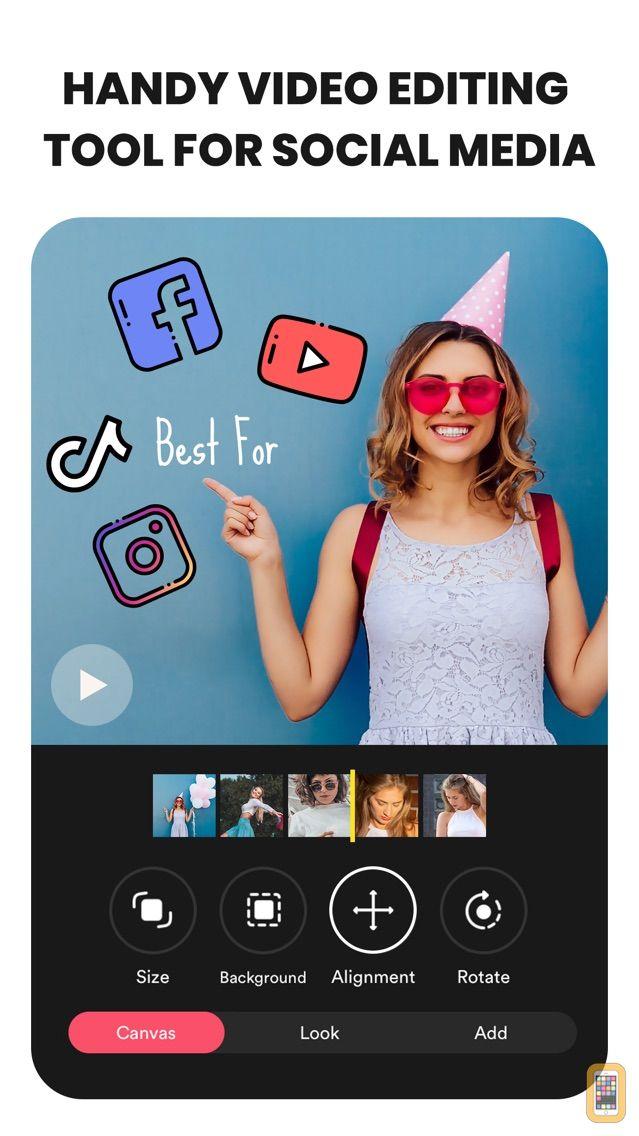 Screenshot - Video Editor & Movie Maker