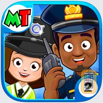 My Town : Police by My Town Games LTD (Universal)