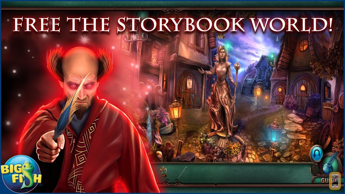Screenshot - Nevertales: Smoke and Mirrors - A Hidden Objects Storybook Adventure (Full)