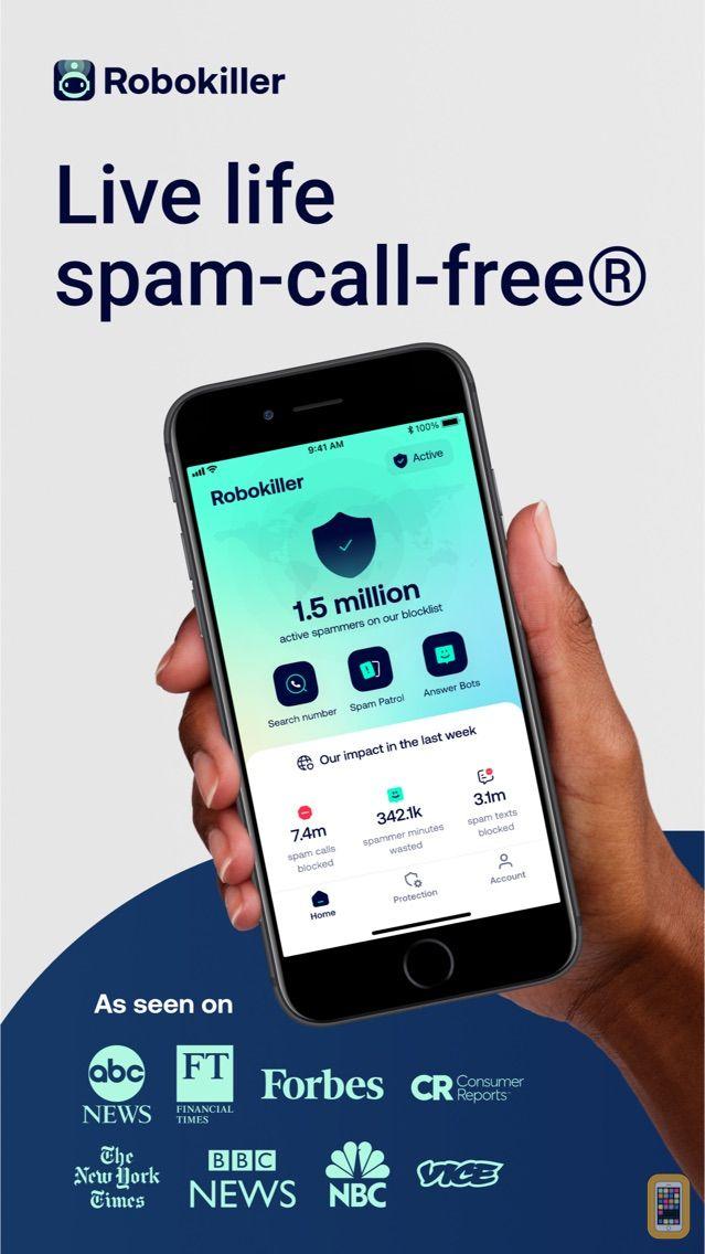 Screenshot - RoboKiller - Stop Spam Calls