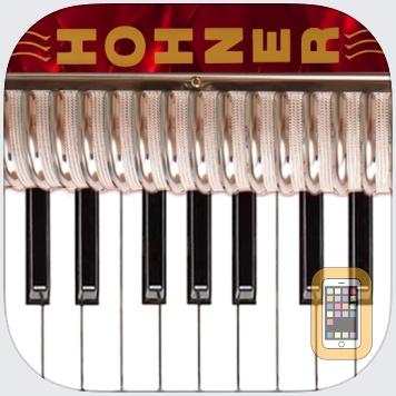 Hohner Piano Accordion by Michael Eskin (iPad)