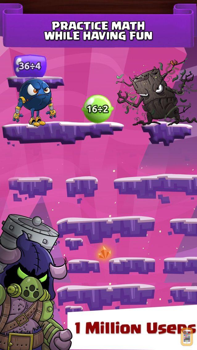 Screenshot - Grade 1 - 5 Monster Math Games
