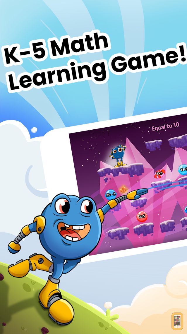 Screenshot - Monster Math 2- Fun Kids Games