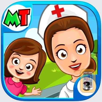 My Town : Hospital by My Town Games LTD (Universal)