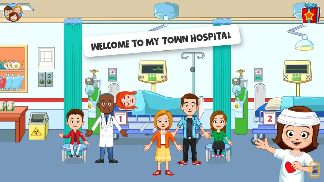 Screenshot - My Town : Hospital