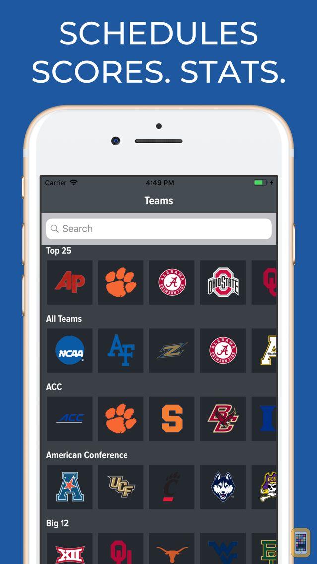 Screenshot - College Footballer