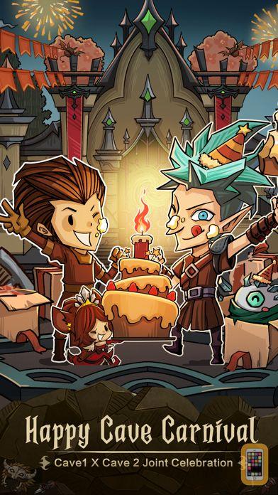 Screenshot - The Greedy Cave