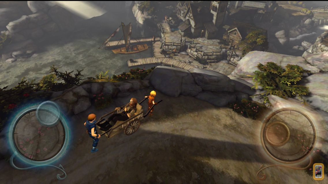 Screenshot - Brothers: A Tale of Two Sons