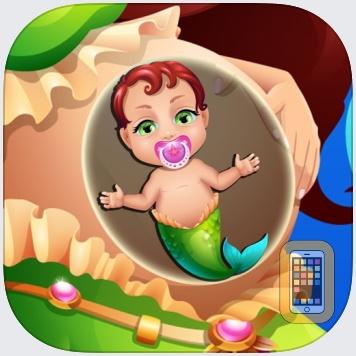 Baby Mermaid Hospital by Kids Games Studios LLC (Universal)