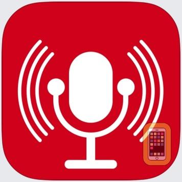 Mega Mic Microphone Megaphone AUX Bluetooth by Tarundeep Bajaj (iPhone)