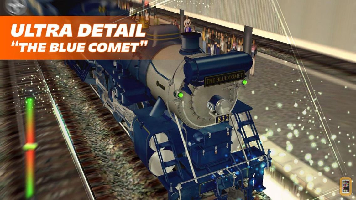 Screenshot - Train Driver Journey 4 - Introduction to Steam