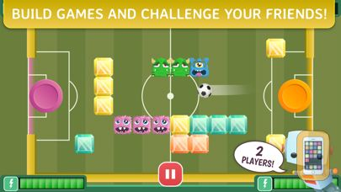 Screenshot - Coda Game - Make your Own Games