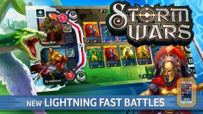 Screenshot - Storm Wars CCG
