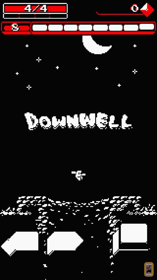 Screenshot - Downwell
