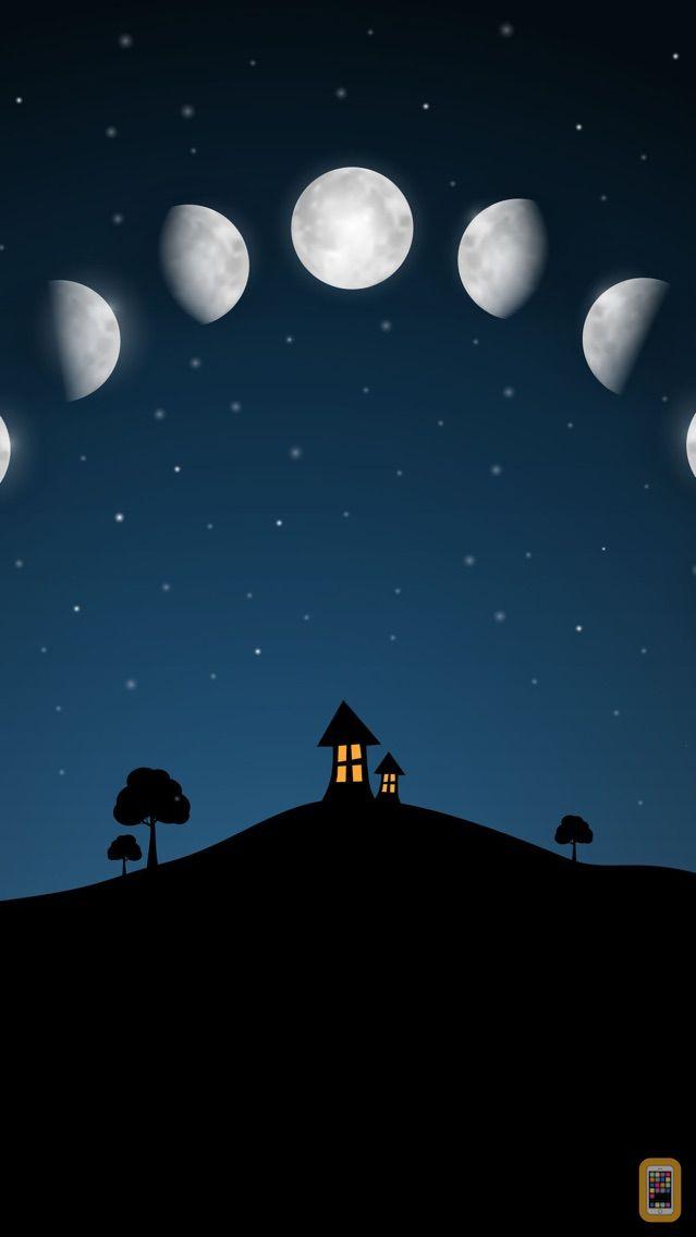 Screenshot - Moon phases calendar and sky