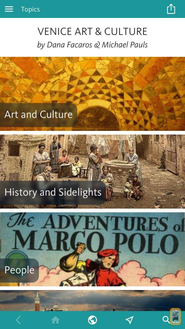Screenshot - Venice Art & Culture