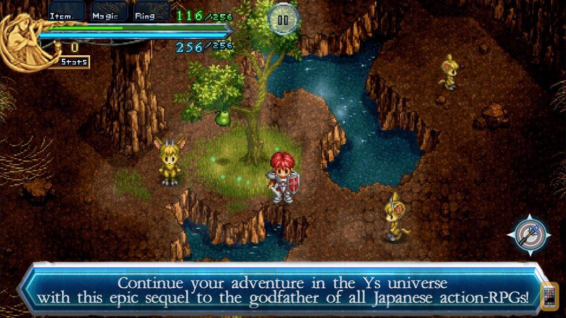 Screenshot - Ys Chronicles II
