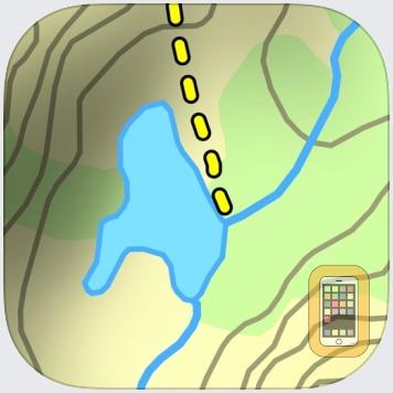 Topo Maps US by David Crawshay (Universal)