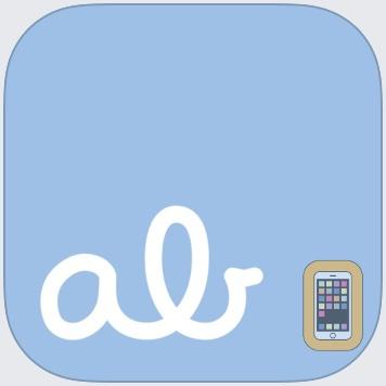 Cursive Writing App@ abCursive by Yosuke Oki (iPhone)