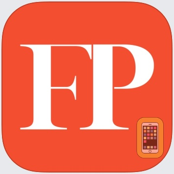 Foreign Policy for Mobile by Foreign Policy Magazine (Universal)