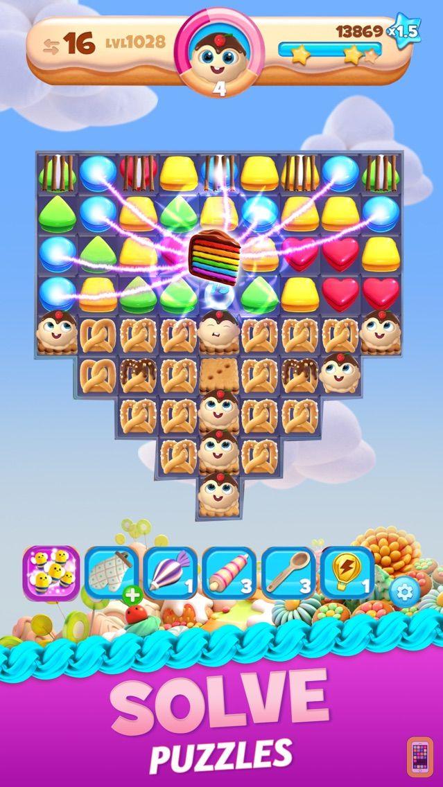 Screenshot - Cookie Jam Blast™ Match 3 Game