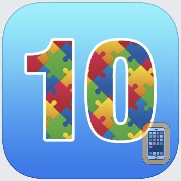 Puzzle 10 - Crazy Number Challenge by LIUDMILA ARTSYBASHEVA DE PORLLES (Universal)
