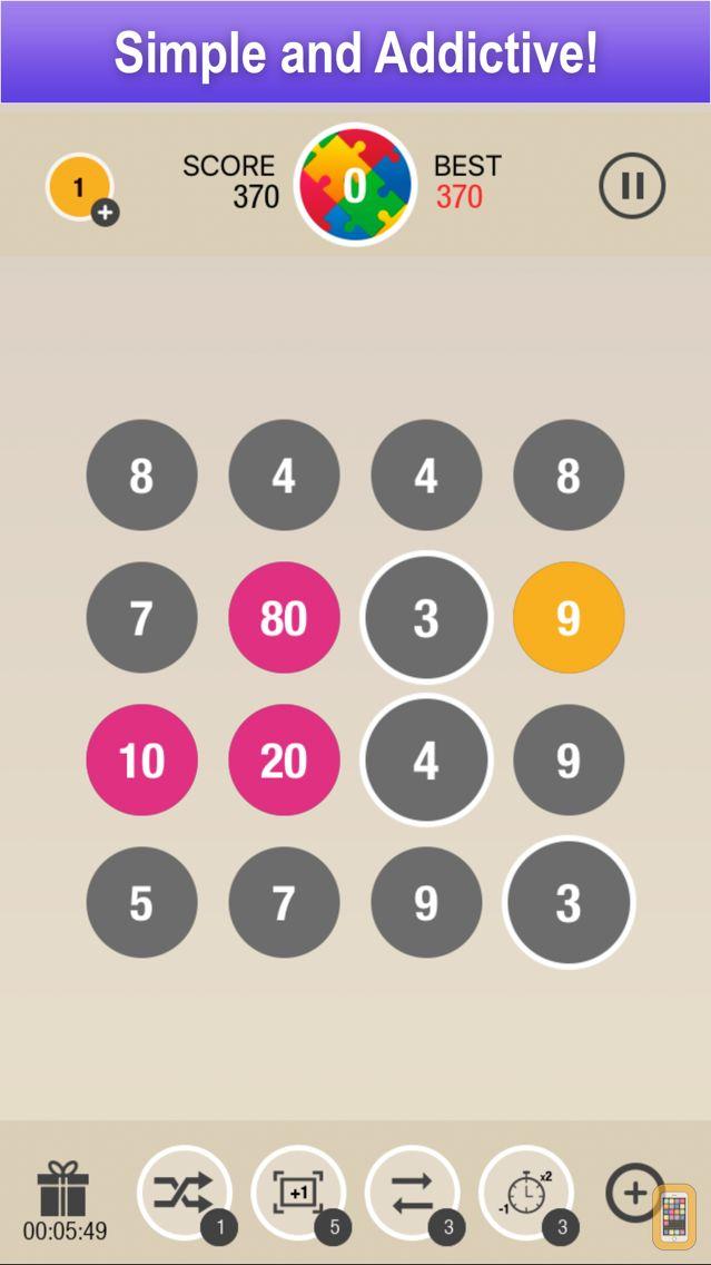 Screenshot - Puzzle 10 - Crazy Number Challenge