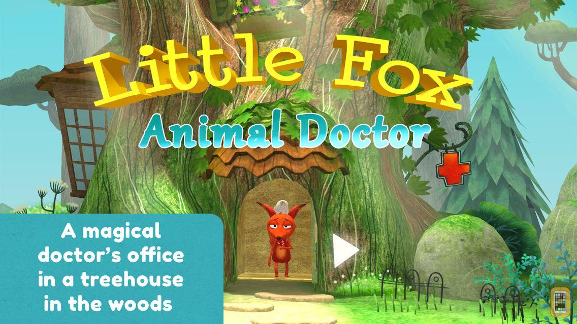 Screenshot - Little Fox Animal Doctor
