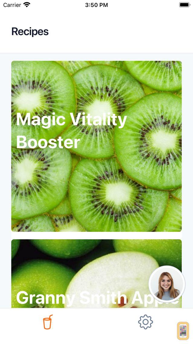 Screenshot - Juicing Recipes Free - Organic, Raw, And Healthy
