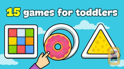 Screenshot - Baby games for 2,3,4 year olds