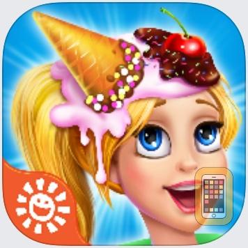 Ice Cream Truck Girl - Frozen Sweets Maker by Sunstorm Interactive (Universal)