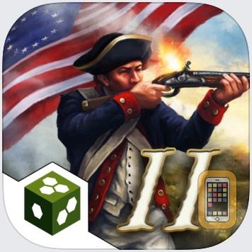 Rebels and Redcoats II by HexWar Games Ltd (Universal)