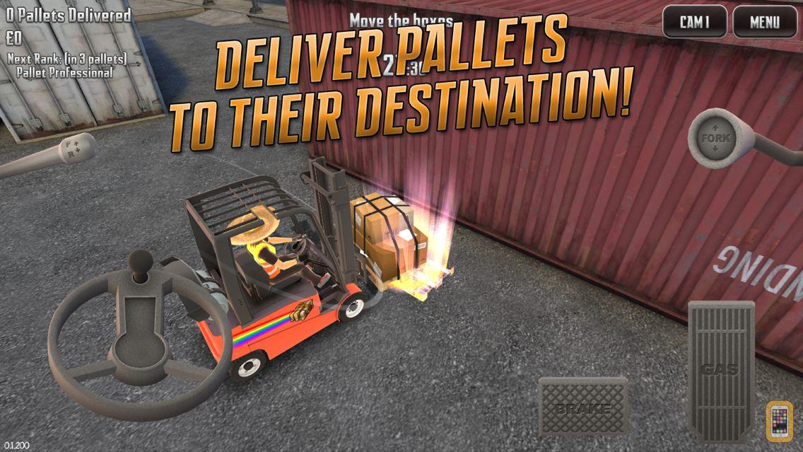 Screenshot - Extreme Forklifting 2