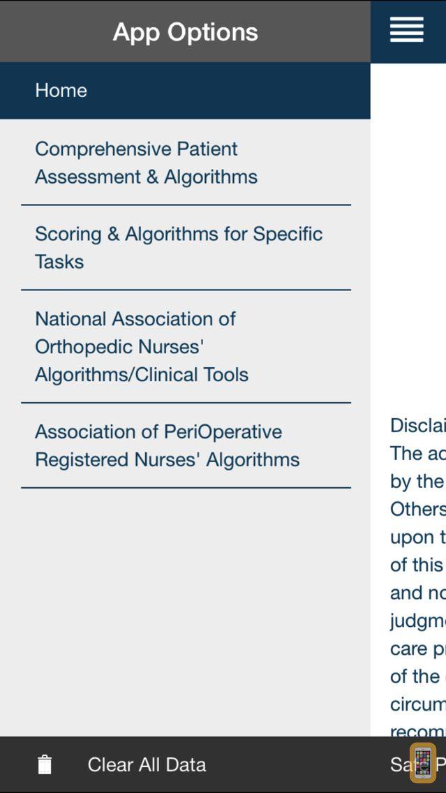 Screenshot - Safe Patient Handling