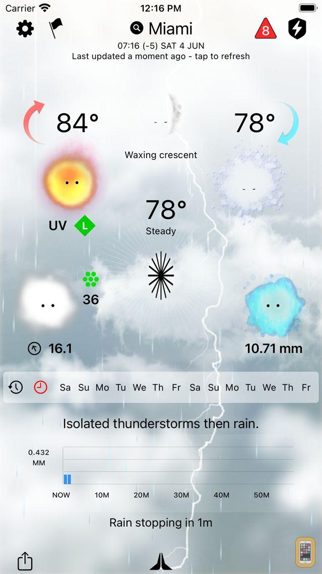Screenshot - Weather Gods