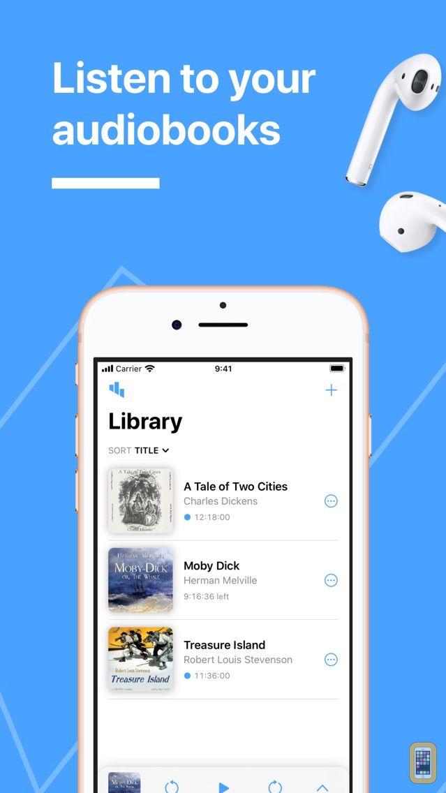 Screenshot - Bound - Cloud Audiobooks