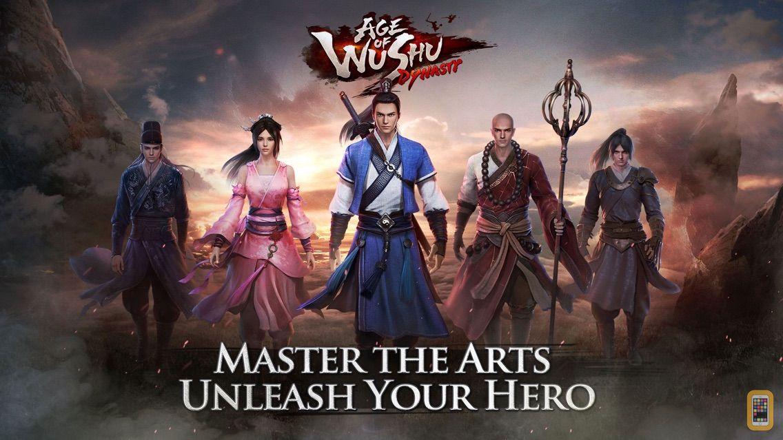 Screenshot - Age of Wushu Dynasty