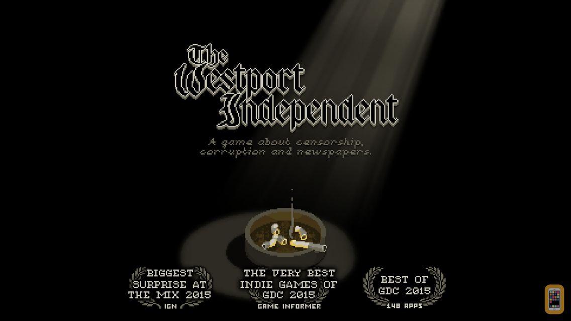 Screenshot - The Westport Independent