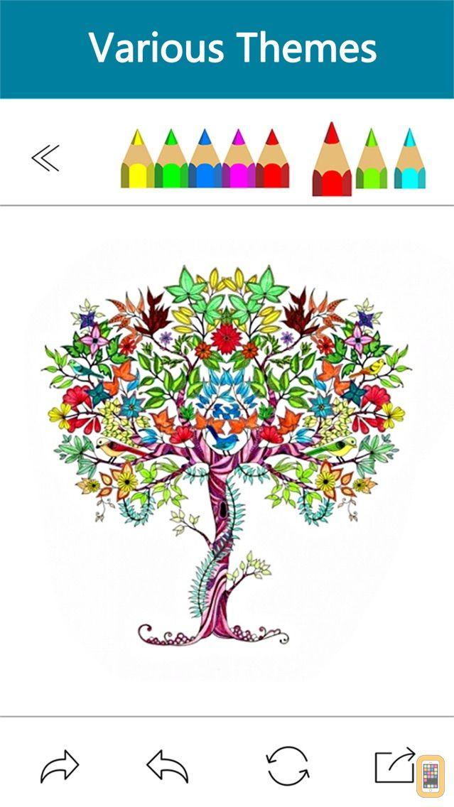 Screenshot - Color Drawing - Coloring Book