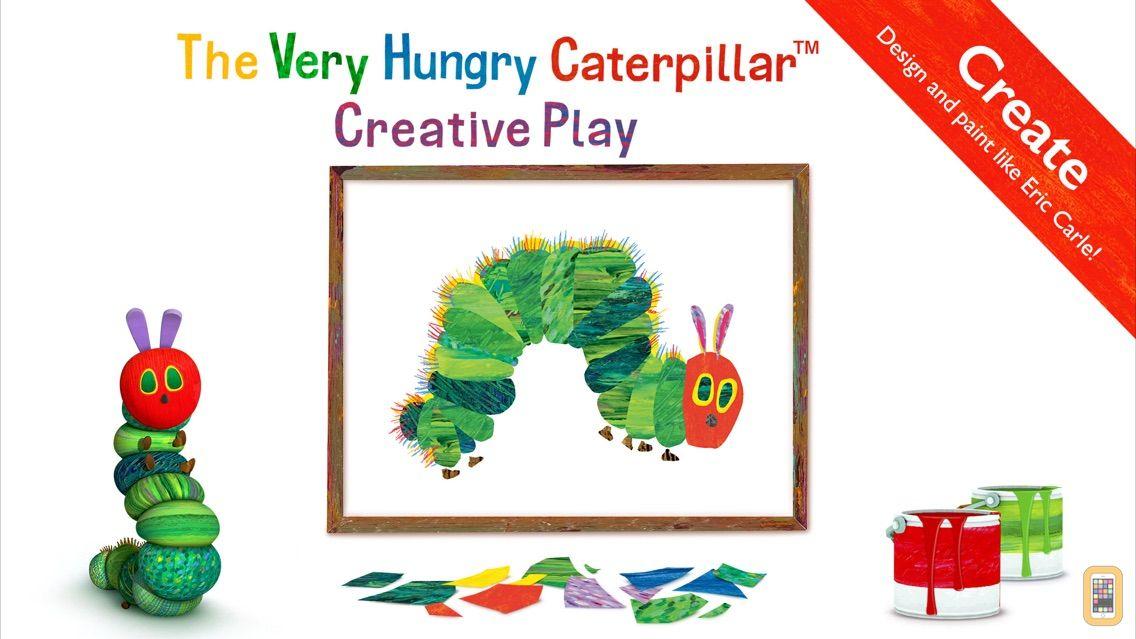 Screenshot - Caterpillar Creative Play