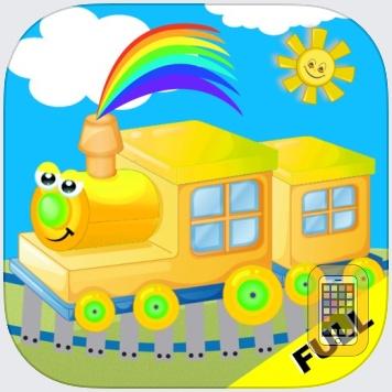 Train Games for Infants FULL by Nancy Mossman (Universal)
