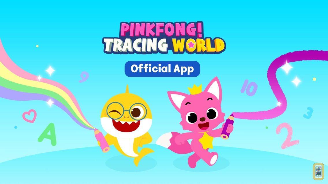Screenshot - Pinkfong Tracing World