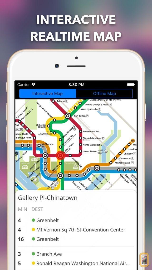 Screenshot - DC Metro Pro