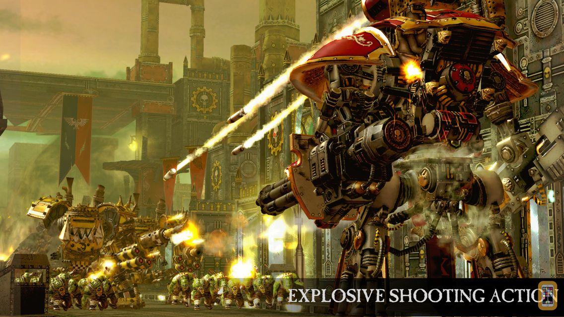 Screenshot - Warhammer 40,000: Freeblade