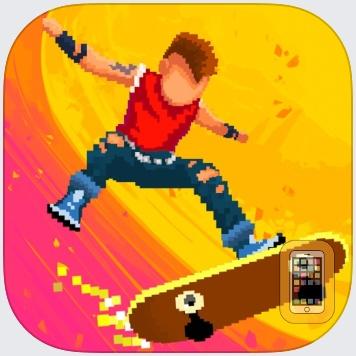Halfpipe Hero - Retro Arcade Skateboarding by Bit Free Games (Universal)