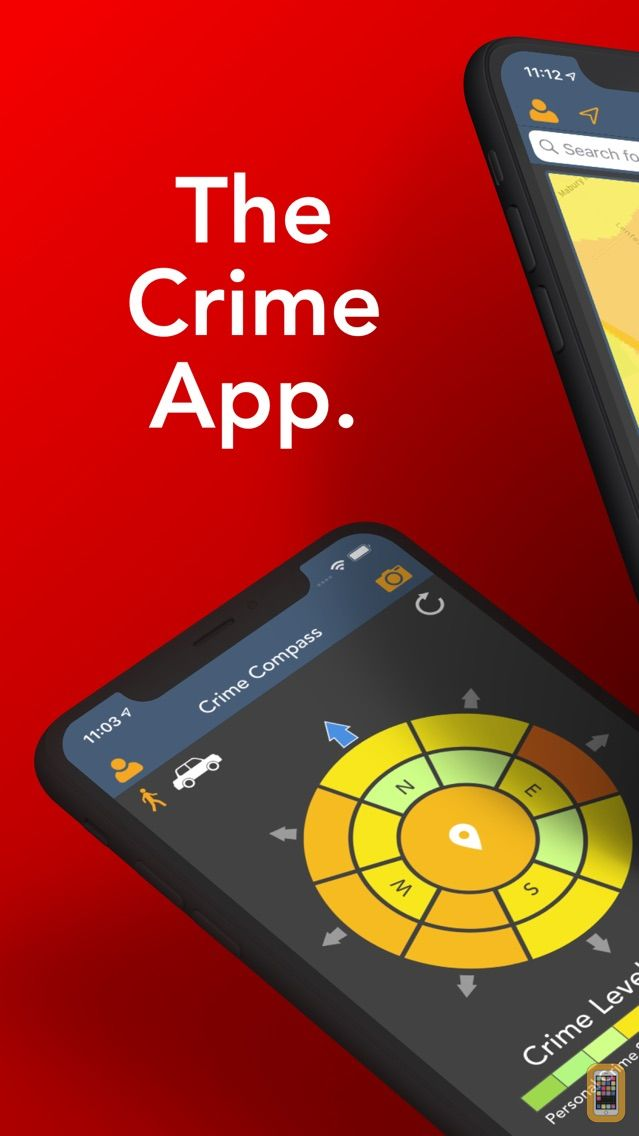 Screenshot - Crime and Place: The Crime App