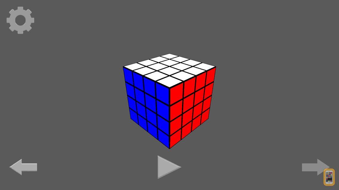 Screenshot - Speed Cubes
